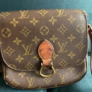 VINTAGE Louis Vuitton cross body